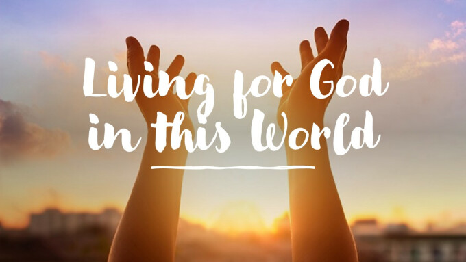 Living for God in this World: Being in Love with Mercy