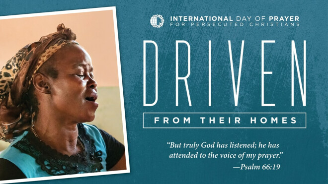 International Day of Prayer